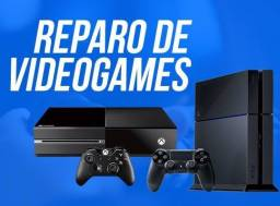 Assistencia Video Games e Informatica