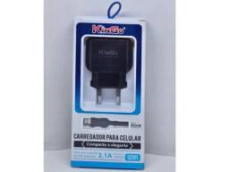 Carregador Celular Smartphone Android Mini Usb Cabo Usb V8