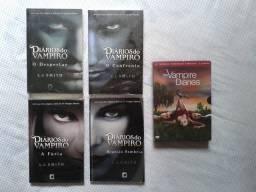 Diários do Vampiro 1