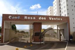 Apartamento com 2 quartos no Cond. Vertical Rosa dos Ventos - Bairro Jardim Presidente em