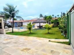 Casa com 6 dormitórios à venda por R$ 420.000 - Caponga - Cascavel/CE
