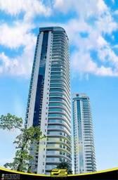 Título do anúncio: Oportunidade, apartamento p/alugar, 04 suítes, piscina, 05 vagas, 332,75m², por apenas R$