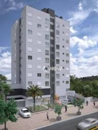 Apartamento com 2 dormitórios à venda, 51 m² por R$ 179.970,00 - Centro/ Guarani - Novo Ha