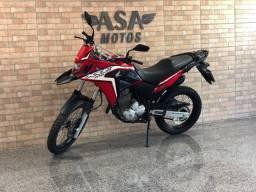 Honda XRE 300 Rally Vermelha Com Apenas 11.300 Km Rodados