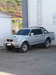 Vendo/Troco L200 Outdoor 2.5 HPE 4X4 Turbo Diesel Interculada 11/12 Compl. Câmbio Manual