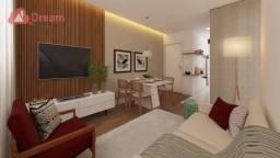 CAMPO GRANDE - Apartamento com 2 quartos - Cond. Res. Solar do Oeste