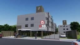 Apartamento com 2 dormitórios para alugar - quarta linha - criciúma/sc