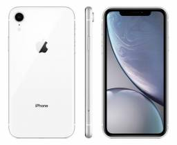 Vendo iPhone XR branco 128 gb