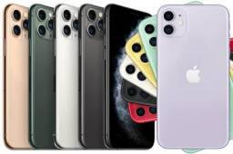 IPhone 11 e pro max novo lacrado com nota fiscal e melhor preço!