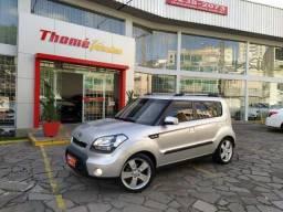 SOUL 2010/2010 1.6 EX 16V GASOLINA 4P AUTOMÁTICO - 2010