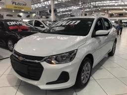 Carro Onix Lt Compreto Com Multimidia 0Km - 2020