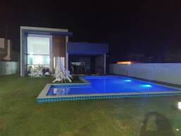 Casa de 3 suítes piscina em Barra de Jacuipe