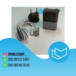 Carregador It-Blue, Carga rápida, Tipo C, micro usb e Iphone (acompanha cabo)