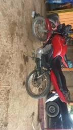 Moto fan 125 - 2013