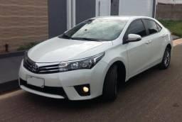 Vendo Toyota Corolla XEI 2.0 - Branco Perolizado - 2017