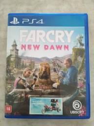 Far Cry New Dawn - PS4 Midia Fisica