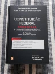 Constituição Federal Comentada E Legislação Constitucional 5 edição