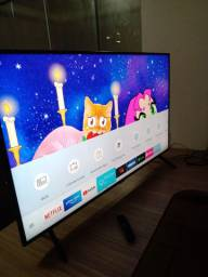 TV LED 50 polegadas Samsung 4k smartv Ultra HD Wi-Fi Netflix YouTube  prime vídeo