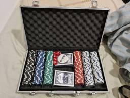 Maleta de poker em ótimo estado