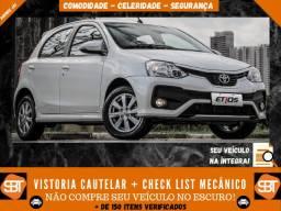 Toyota Etios - 2017 - Para clientes exisgentes !