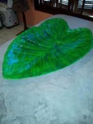 Fruteira estilo Folha tamanho 54 cm de largura e 82cm de comprimento