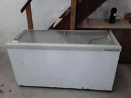 Freezer porta de Vidro - *