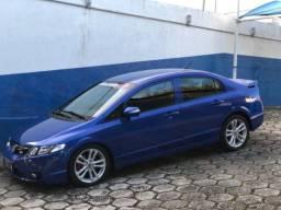 Civic Si Azul