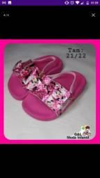 Sandalinhas na Promoção R$ 21,90 cada