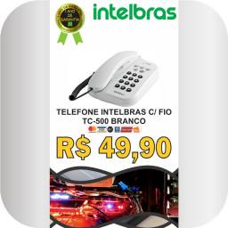 Tellefone Intelbras TC-500 C/ Fio