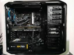 Computador gamer Ryzen r7 2700x GTX 1080ti