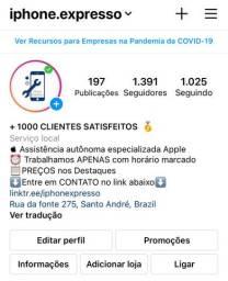 ASSISTENCIA TÉCNICA IPHONE EXPRESSO
