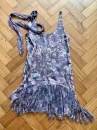 Vestido espaço fashion
