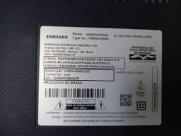 Tv Samsung 4 k 55 polegas tela quebrada
