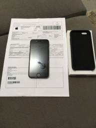 Iphone 6 space gray 16 gigas em estado de zero