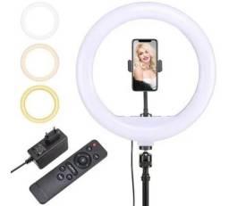 Ring light 32cm 12 pol