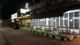 Restaurante - Completo - Decorado - Baixada Santista