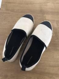 Vendo sapato num 37 usado!