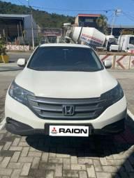 Honda Cr-v Lx Aut 2014 Oportunidade Falar c/Rose - Raion Mitsubishi