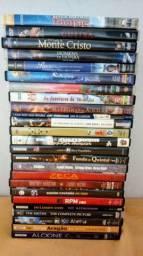 25 Dvds diversos, todos originais/*AC OFERTA*