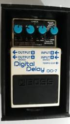 Pedal Boss- Digital Delay DD- 7