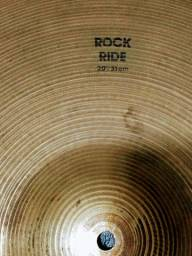 "Prato Zildjian 20"" Rock Ride , top."