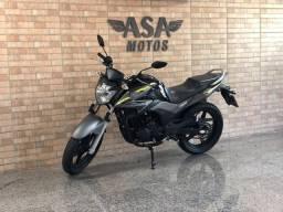 Yamaha Fazer 250 Preta Com Apenas 7.900 Km Rodados!