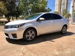 Toyota Corolla XEI 2.0 Prata - 2015/2016