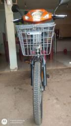 Bicicleta elétrica/ semi nova