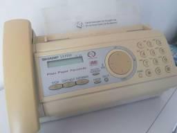 Fax Sharp UXP100 - Fax + Telefone + Copiadora