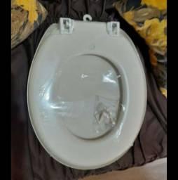 Assento sanitário almofadado Astra NOVO