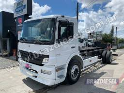 Mercedes Benz MB Atego 1718 toco 2011 chassi 7,80 metros