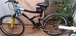 Vendo uma bicleta seme nova