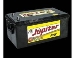 Bateria Júpiter  200 ah  seminovas