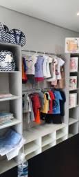 Móveis e vestidos (infantil)para loja
